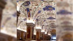 Nowa wirtualna podróż po Bibliotece Watykańskiej - miniaturka
