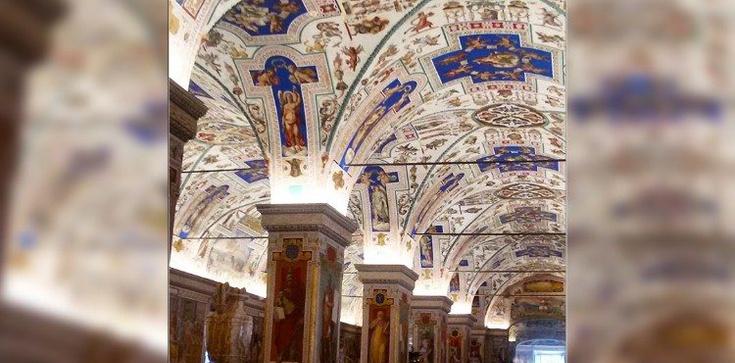 Nowa wirtualna podróż po Bibliotece Watykańskiej - zdjęcie