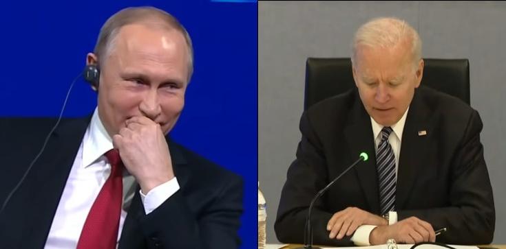 Republikanie: Biden oddaje Rosji panowanie nad europejską energetyką  - zdjęcie