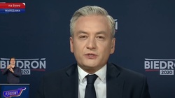 Biedroń: Trzaskowski jest kandydatem prawicowym - miniaturka