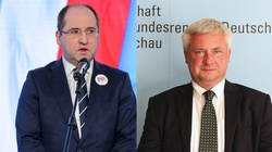 Bielan do ambasadora Niemiec w sprawie ,FAKTU': Nie życzymy sobie zagranicznych interwencji w proces wyborczy - miniaturka