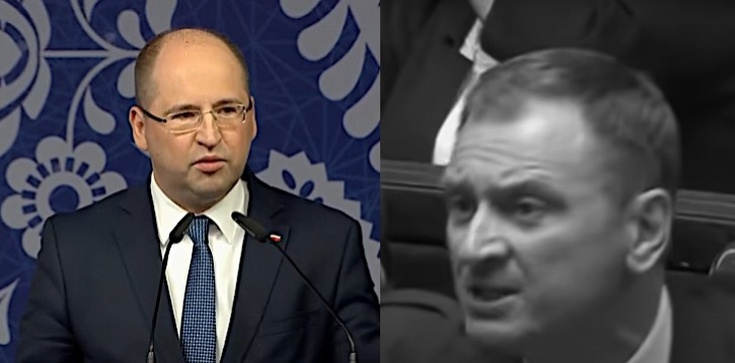 Bielan: To Nitras byłby szefem kancelarii - zdjęcie