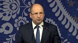 A. Bielan: Przed podpisaniem umowy koalicyjnej nic  jeszcze nie jest pewne  - miniaturka