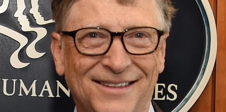 Bill Gates przekazał miliony na zabijanie dzieci - zdjęcie