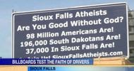 Ateiści z USA walczą z Bogiem na billboardach