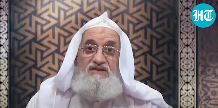 [Wideo] Lider Al-Kaidy, który rzekomo nie żyje przemawia w rocznicę zamachów 11 września - zdjęcie