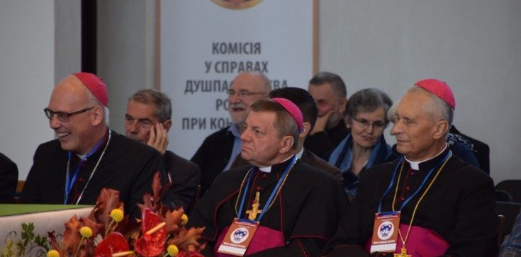 Biskupi Ukrainy upominają biskupów niemieckich. Chodzi o błogosławienie par homoseksualnych - zdjęcie
