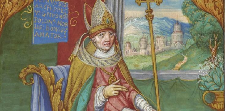 Błogosławiony Bogumił-Piotr, biskup - Mąż pełen cnót i wiedzy - zdjęcie