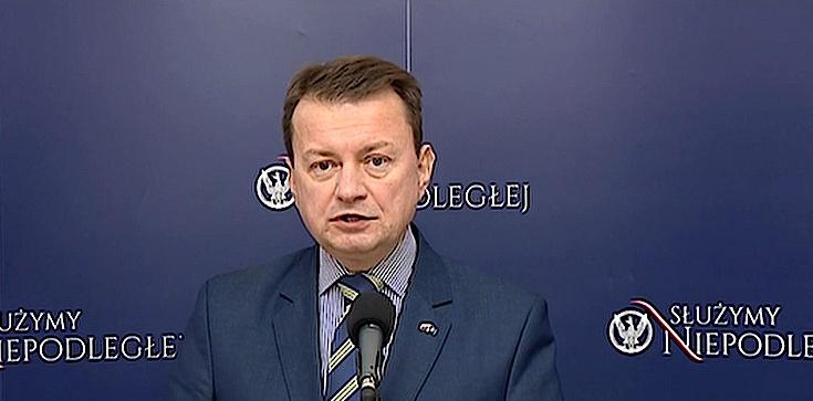 Szef MON zainaugurował spotkanie Bukaresztańskiej Dziewiątki - zdjęcie