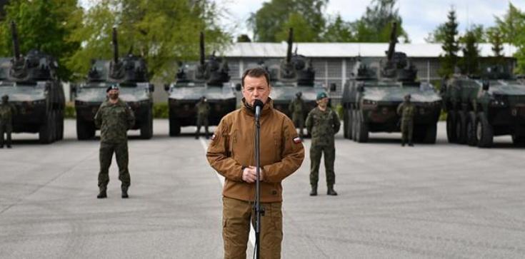 Minister Błaszczak: 60 proc. zamówień wojska trafi do polskich firm - zdjęcie