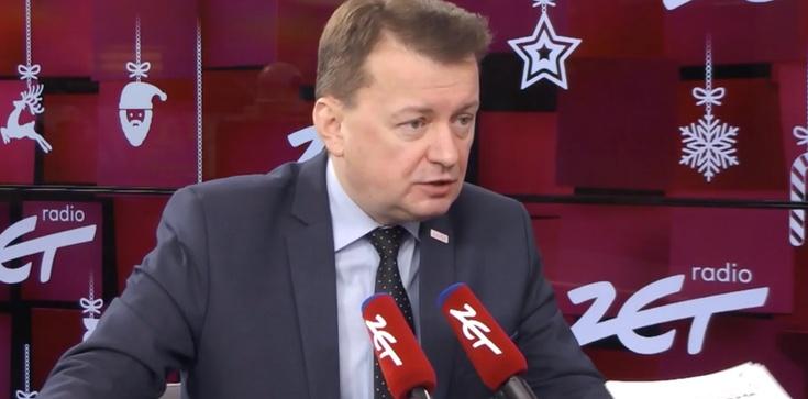 Minister Błaszczak: O sukcesie zadecydowała solidarność państw V4 - zdjęcie