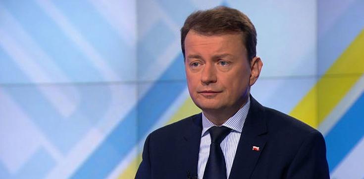 Minister Błaszczak: Na emeryturach SB-eków zaoszczędzimy 135 mln zł - zdjęcie