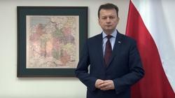 Błaszczak: Rząd nie narazi bezpieczeństwa Polaków, nie będziemy przyjmować emigrantów - miniaturka