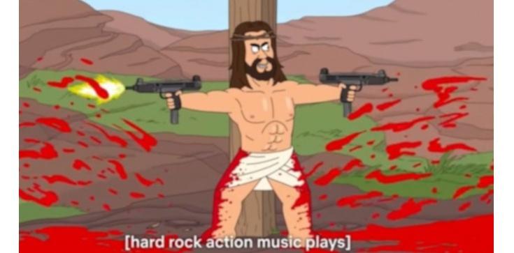 Lewicowa ,,estetyka'': Jezus masowym mordercą i aktorem porno w serialu Netflixa. Podpisz petycję! - zdjęcie