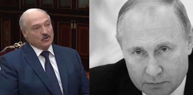 Pogorszenie stosunków na linii Rosja-Białoruś - zdjęcie