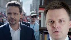 Trzaskowski i Hołownia zgodnie bronią aktywisty LGBT - miniaturka