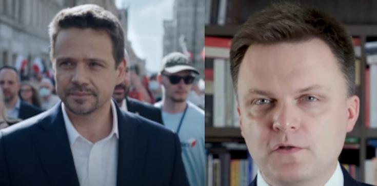 Trzaskowski i Hołownia zgodnie bronią aktywisty LGBT - zdjęcie