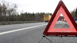 Wypadek polskiego autokaru na Węgrzech. Są ranni, jedna osoba nie żyje - miniaturka