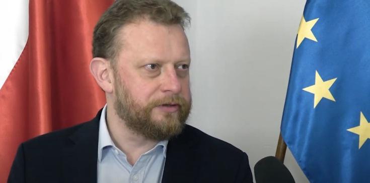 Minister Szumowski nie chce odchodzić z rządu - zdjęcie
