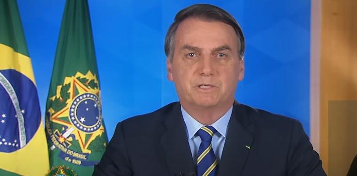 Prezydent Brazylii wyleczony z koronawirusa - zdjęcie