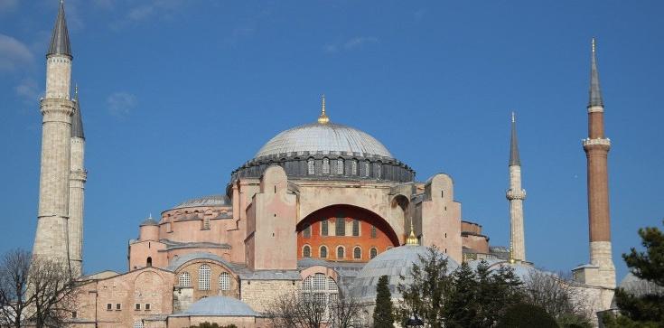 Czy Papież Franciszek przyjmie zaproszenie na konwersję Hagii Sophii w meczet? - zdjęcie