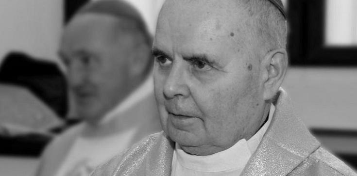 W wieku 83 lat zmarł bp Marian Duś - zdjęcie