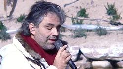 Piękne! Andrea Bocelli o aborcji - ZOBACZ koniecznie - miniaturka