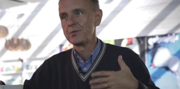 Klich bawił się w Szczerbę... 'Najkrótsza okupacja mównicy' - zdjęcie