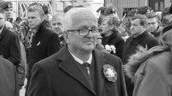 Zmarł Bogdan Osiński, wieloletni działacz ,,Solidarności'' - miniaturka