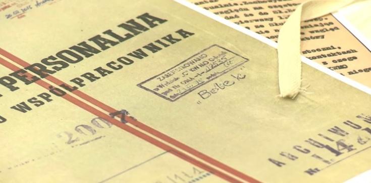 Już we wtorek IPN udostępni kolejne pakiety dokumentów z szafy Kiszczaka! - zdjęcie