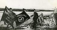 Niemiecki Gdańsk jawnie popierał Sowietów