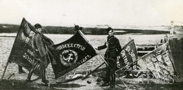 Niemiecki Gdańsk jawnie popierał Sowietów - zdjęcie
