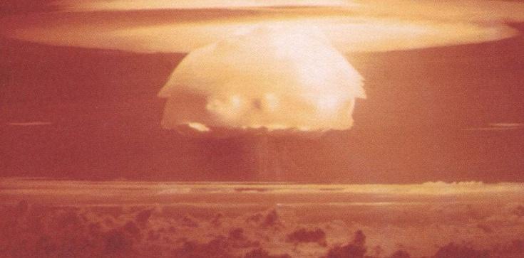 Rosyjski senator straszy bronią atomową! - zdjęcie