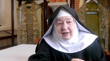 S. Małgorzata Borkowska OSB: Czy psalmista z nas drwi? - miniaturka