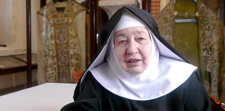 S. Małgorzata Borkowska OSB: Oto najgorsza herezja wszech czasów - zdjęcie