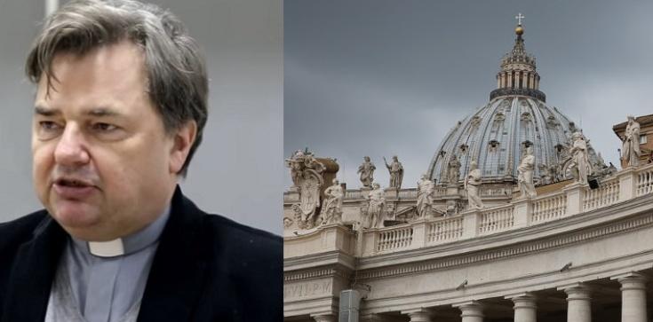 Ks. prof. Paweł Bortkiewicz dla Frondy: Homoseksualiści w Watykanie. Strategia otwartości? - zdjęcie