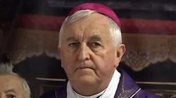 Watykan zdecydował w sprawie bpa Szkodonia. ,,Wina nie została udowodniona'' - miniaturka