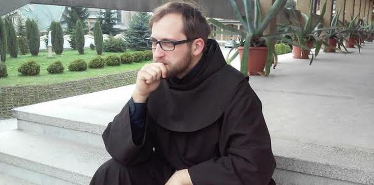 br. Tytus Wandas OFM: Idź i odbuduj mój Kościół!  - zdjęcie