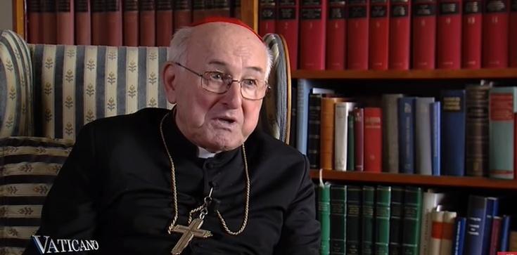 Kard. Brandmüller o watykańskim dokumencie: Heretycki, apostazja. Biskupi powinni go odrzucić! - zdjęcie