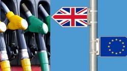 Wyspy Brytyjskie bez kierowców. Zamknięte stacje paliw - miniaturka