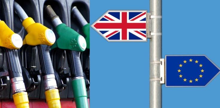 Wyspy Brytyjskie bez kierowców. Zamknięte stacje paliw - zdjęcie