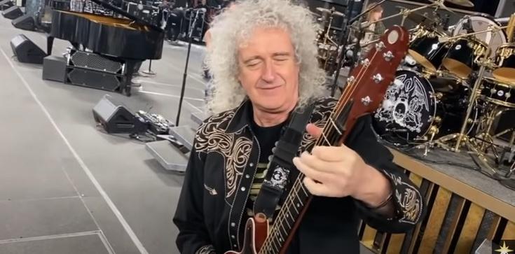 """Założyciel zespołu """"Queen"""" zablokowany na TikToku - zdjęcie"""