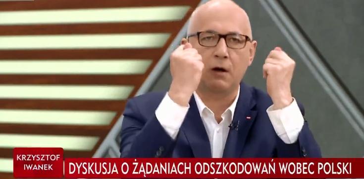 NIE dla bezczelnych roszczeń! Joachim Brudziński: To Polsce należą się odszkodowania! - zdjęcie