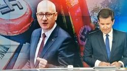 Minister na tle swastyk... Będzie kara dla TVN? - miniaturka