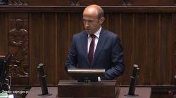 Budka o propozycji PSL: ,,Z Kaczyńskim Konstytucji nie będziemy zmieniać'' - miniaturka