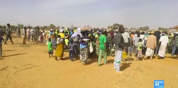 Islamski terror w Burkina Faso. Chrześcijanie uciekają - zdjęcie