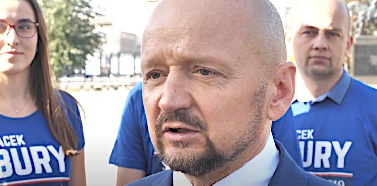 Senator KO Jacek Bury krytykuje bojkot zaprzysiężenia Prezydenta Dudy - zdjęcie
