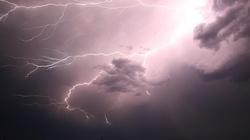 UWAGA! Nadchodzą burze - wydano ostrzeżenia - miniaturka
