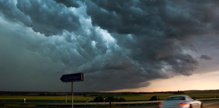 UWAGA! Prawie w całej Polsce burze z gradem! - zdjęcie
