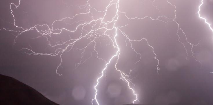Kolejna burza w Tatrach. Piorun raził turystów! - zdjęcie